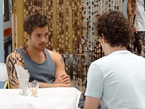 Moisés e Gabriel Malhação 2 (Foto: Malhação / TV Globo)