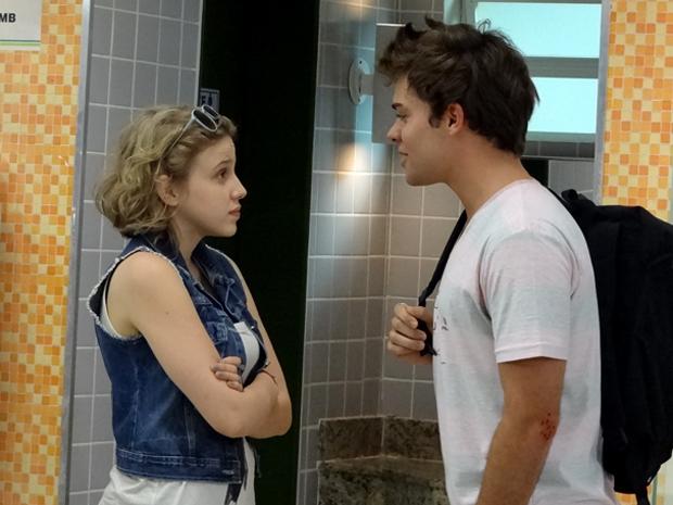Babi e Betão Malhação (Foto: Malhação / TV Globo)