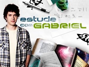 Estude com Gabriel (Foto: Malhação / TV Globo)