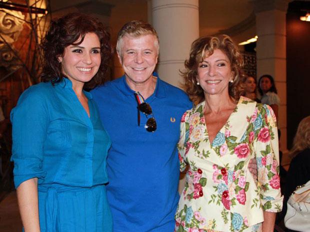 Giovanna Antonelli, Miguel falabella, Marilia Pera (Foto: TV Globo)