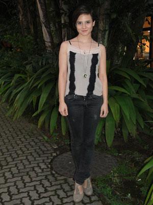 Bianca Comparato faz participação em A Vida da Gente a partir de hoje (Foto: A Vida da Gente - Tv Globo)