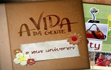 Navegue e conheça as referências da novela (A Vida da Gente/TV Globo)