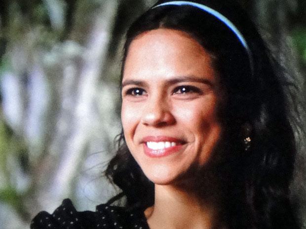 Maria João aceita voltar a namorar com Xavier (Foto: Morde & Assopra/TV Globo)