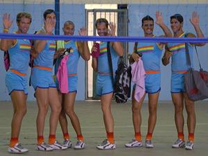 O time gay de Crô (Foto: Fina Estampa / TV Globo)