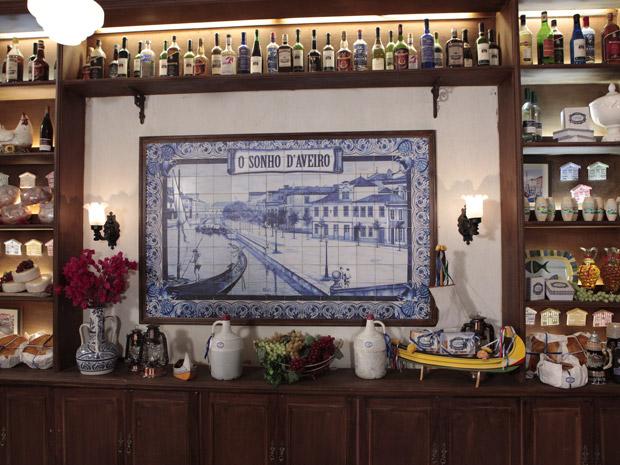 O sonho d aveiro ser um restaurante portugu s sem perder for Restaurante azulejos