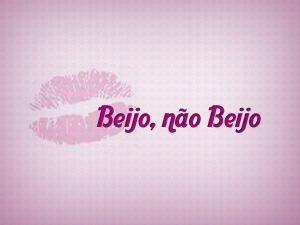 Beijo, não beijo (Foto: TV Globo)
