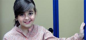 Klara Castanho conta que gostaria de ganhar guitarra rosa de Dia das Crianças (Morde & Assopra / TV Globo)