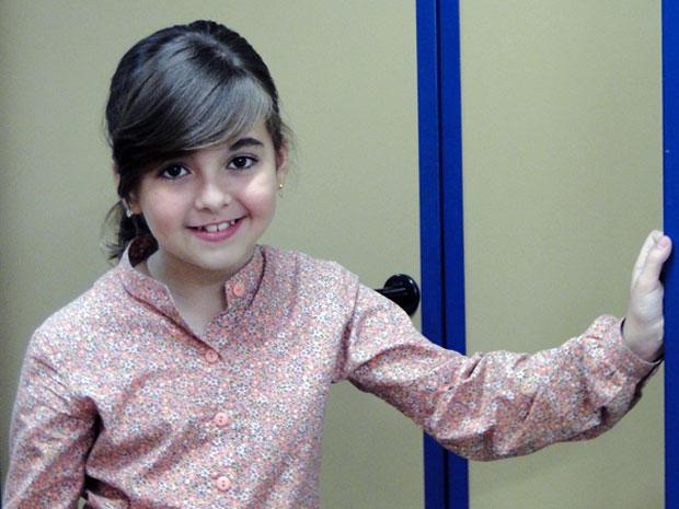 Klara Castanho conquistou o público como Tonica (Foto: Morde & Assopra / TV Globo)