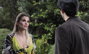 Naomi procura Ícaro e se diz disposta a acabar com todos os segredos (Morde & Assopra/TV Globo)
