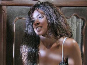 Dagmar fica furiosa ao ser chamada de Teodora (Foto: Fina Estampa/TV Globo)