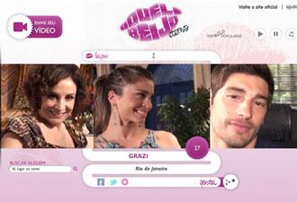 Participe da brincadeira Aquele Beijo Eterno (Foto: Divulgação/TV Globo)