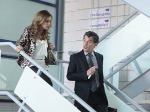 Sem paciência, Jonas deixa cris para trás (Foto: A Vida da Gente - Tv Globo)