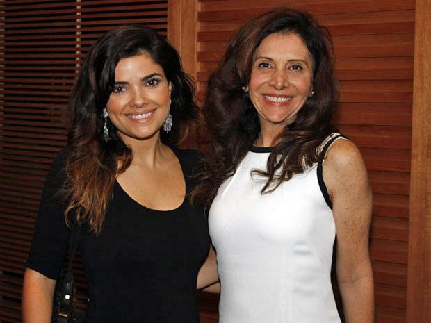 Vanessa Giácomo e Vera Manicini (Foto: Morde e Assopra/TV Globo)
