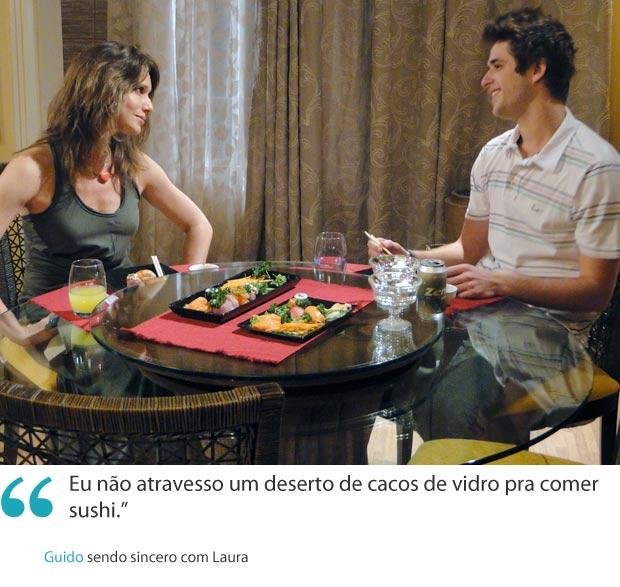 Frases da semana 8 Guido (Foto: Malhação / TV Globo)