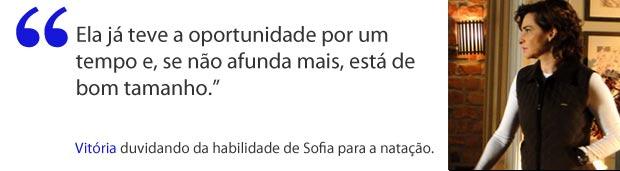 Eva (Foto: A Vida da Gente/TV Globo)