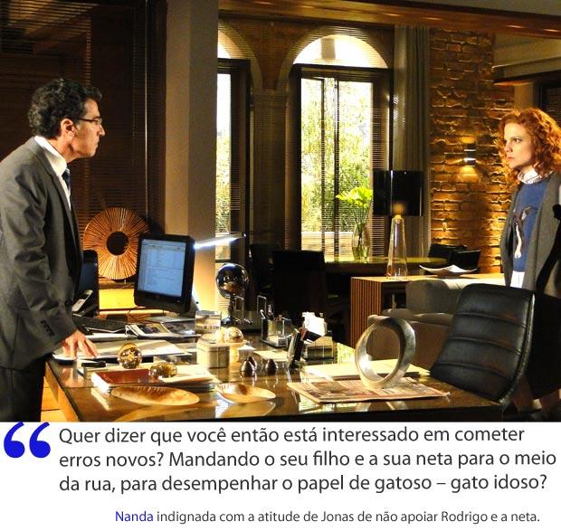 Nanda  (Foto: A Vida da Gente / TV Globo)