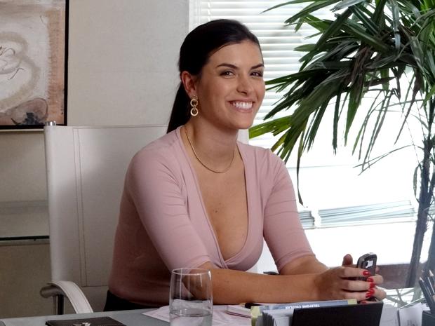 Jacqueline Fernandez 1 Malhação (Foto: Malhação / TV Globo)