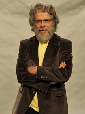 José Mayer entra na trama no papel de Pereirinha, marido de Griselda (Foto: Fina Estampa/TV Globo)