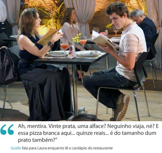 Frases da semana 9 Guido (Foto: Malhação / TV Globo)
