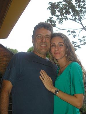 Fábio Barreto e Deborah Kalume são casados há 9 anos e têm o filho João (Foto: A Vida da Gente/TV Globo)