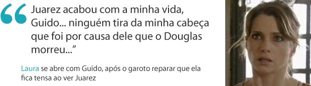 Frases da semana 10 laura (Foto: Malhação / TV Globo)