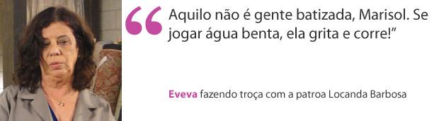 eveva (Foto: Aquele Beijo/TV Globo)