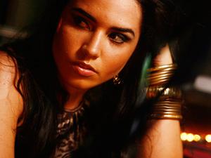 Perlla já viveu história parecida com a de Solange (Foto: Fina Estampa/TV Globo)