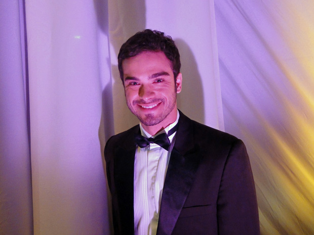 Sidney Sampaio (Foto: Aquele Beijo/TV Globo)
