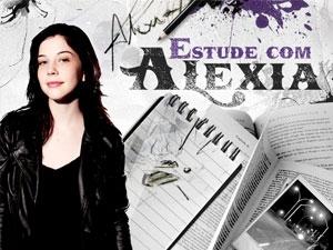 Estude com Alexia (Foto: Malhação / TV Globo)