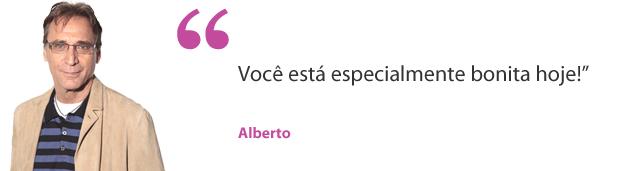 Alberto (Foto: Aquele Beijo/TV Globo)