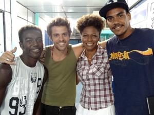 Marcello Melo Jr e Malhação (Foto: Malhação / TV Globo)