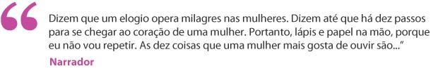 Narrador inicial (Foto: Aquele Beijo/TV Globo)