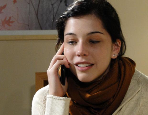 Alexia fala com Gabriel (Foto: Malhação/TV Globo)