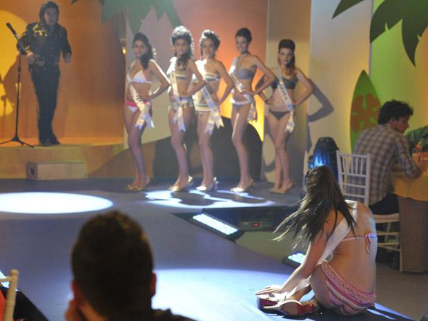 Belezinha (Foto: Aquele Beijo/TV Globo)