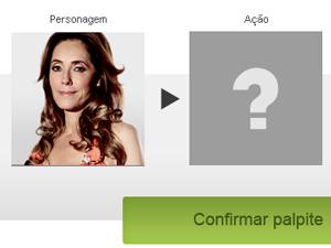 Chegou ao fim a sexta rodada (Foto: Fina Estampa / TV Globo)