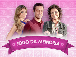 Jogo dos Personagens (Foto: Aquele Beijo/TV Globo)