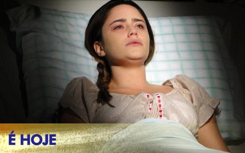 Ana, enfim, desperta de estado vegetativo (A Vida da Gente/TV Globo)