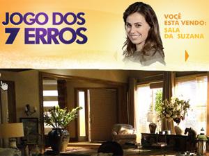 Jogo dos sete erros (Foto: A Vida da Gente/TV Globo)