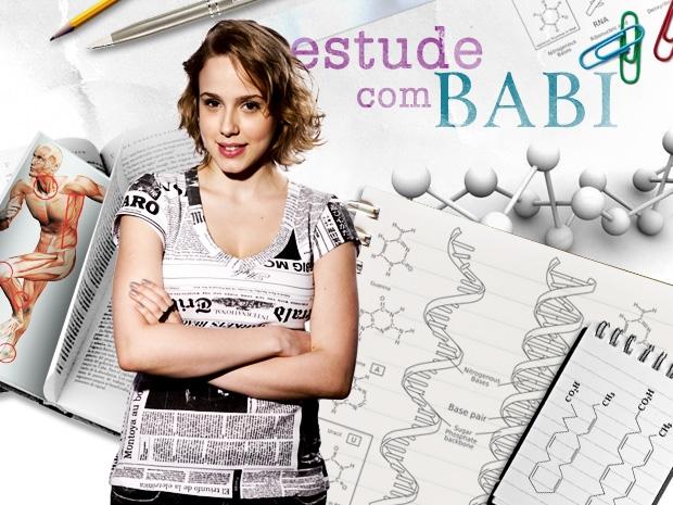 Estude com Babi  (Foto: Malhação / TV Globo)