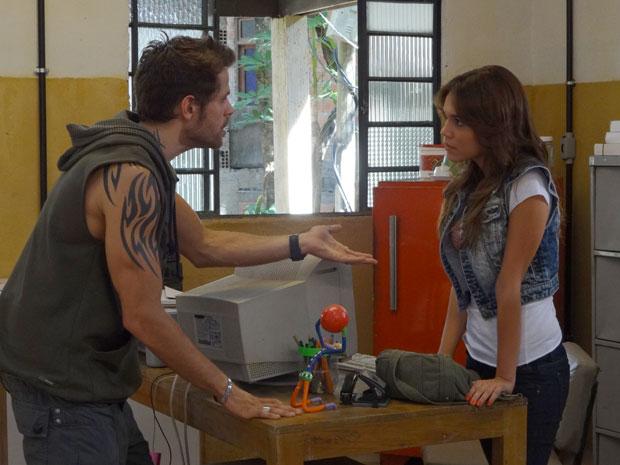 Moisés e Natalia (Foto: Malhação/TV Globo)