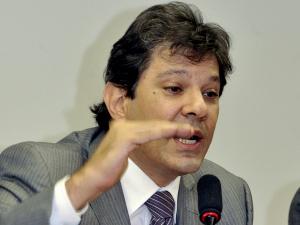 Fernando Haddad Ag Brasil Malhação (Foto: Divulgação / ABr)