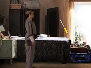 Ajude Griselda a realizar suas tarefas (Foto: Fina Estampa/TV Globo)