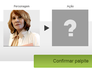 O que irá acontecer com Danielle? (Foto: Fina Estampa / TV Globo)