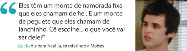 Frases da semana 13 guido (Foto: Malhação / TV Globo)