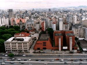 Fatec vista aérea malhação (Foto: Divulgação)