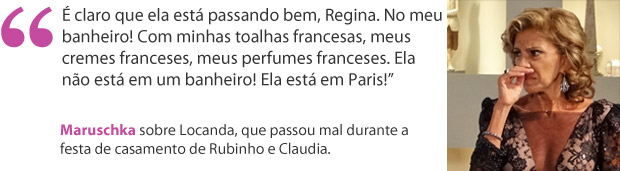 Marushcka (Foto: Aquele Beijo/TV Globo)
