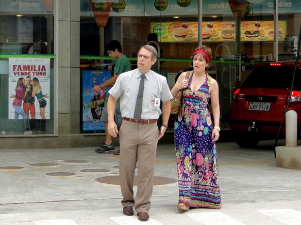 Ademir e Sandra Malhação (Foto: Malhação / TV Globo)