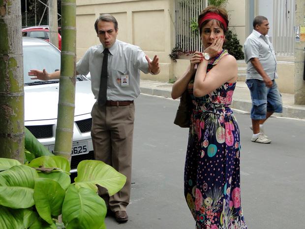 Ademir e Sandra 2 Malhação (Foto: Malhação / TV Globo)