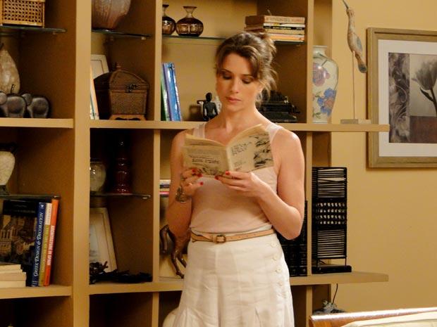 Laura visual  (Foto: Malhação / TV Globo)
