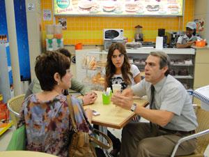 Ademir e Sandra (Foto: Malhação/TV Globo)